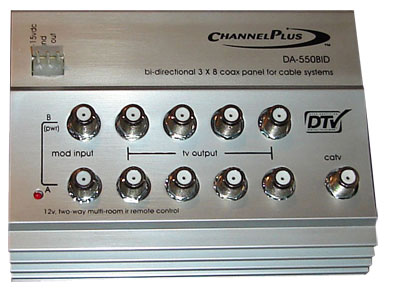 channelplus splitter